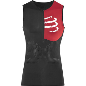 Compressport Triathlon Postural Aero Débardeur Homme, black